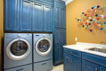 Search home plans by a home 39 s features house plans and more for Second floor laundry