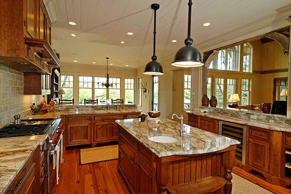 House plans home designs blueprints house plans and more for House plans with large kitchens