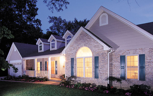 Ranch homes benefits trends house plans and more for Large ranch style homes