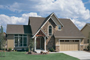 craftsman style house design that is energy efficient