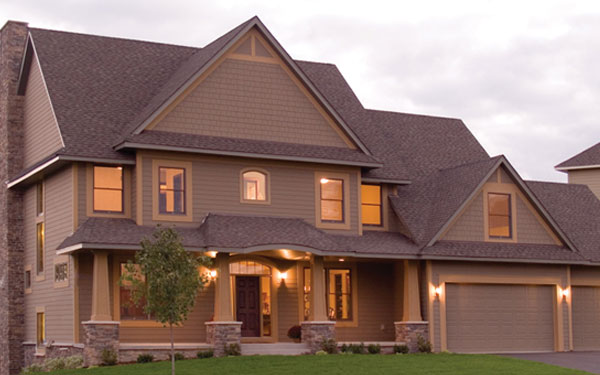 Single Story Craftsman Style Homes