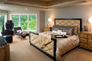 beautiful luxury master bedroom thumbnail