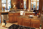 lavish luxury kitchen