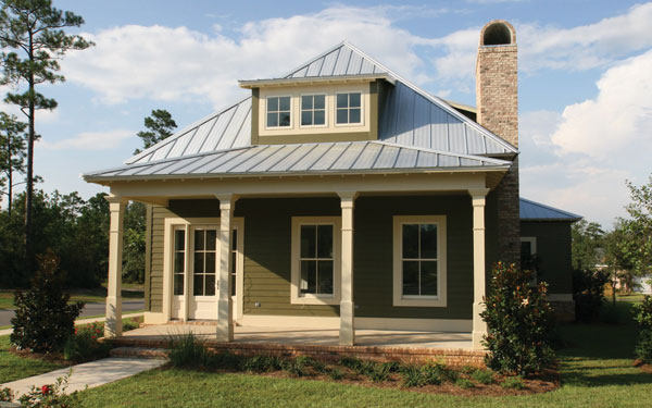 Top building green trends house plans and more for Affordable energy efficient home plans