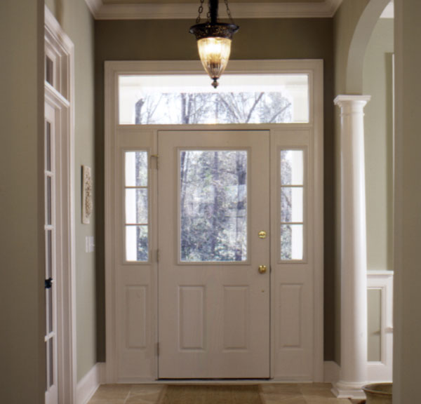 energy efficient door and windows