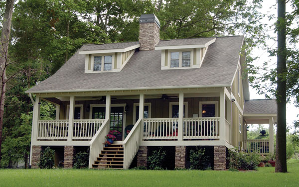 History of bungalow style homes house plans and more for Classic cottage house plans
