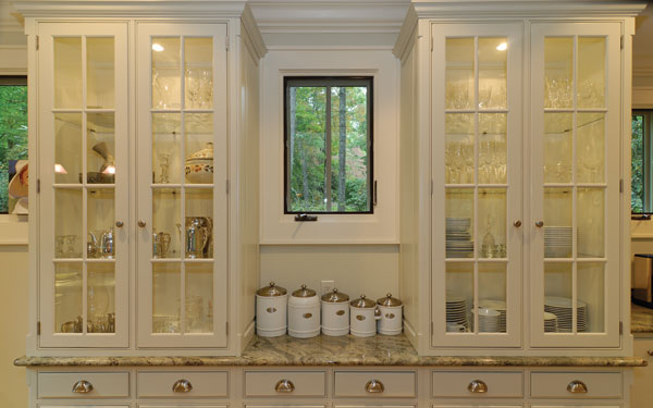 luxury kitchen cabinetry