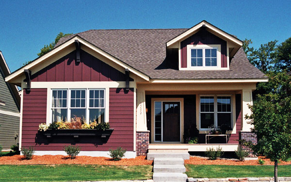 History Of Bungalow Style Homes House Plans And More
