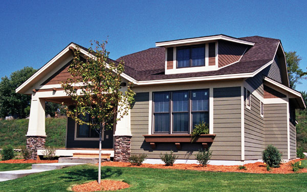 classic bungalow style home