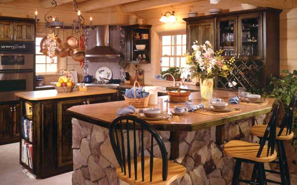 country kitchen ideas house plans and more - Country Kitchen Ideas