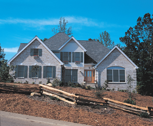 Sloped lot house plans floor plans Hillside house plans for sloping lots