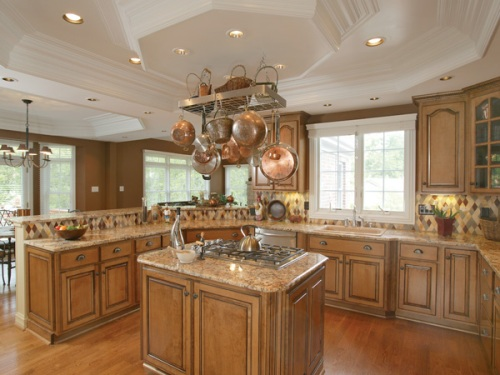 country ceilings ideas - Ceiling Designs For Your Home – House Plans and More
