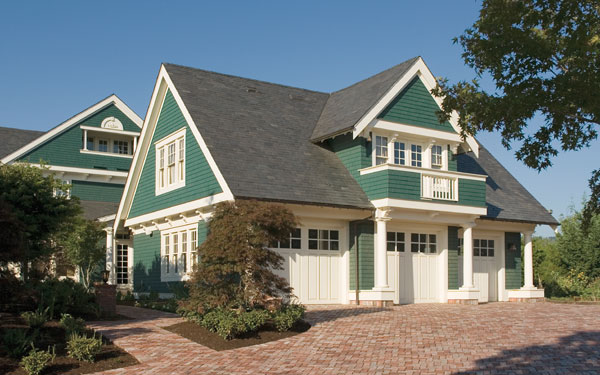 Creating a stylish garage house plans and more
