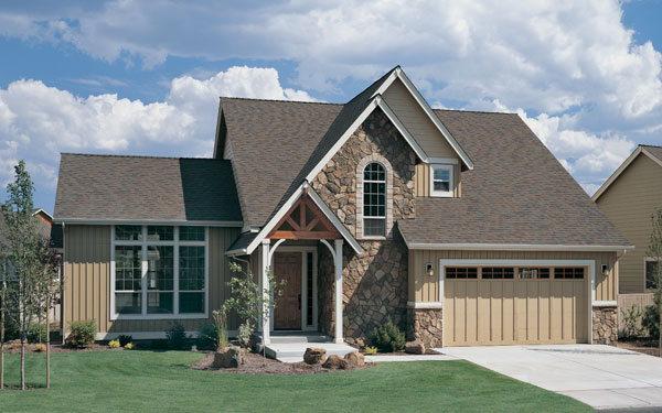 Greener building and living house plans and more for Energy efficient craftsman house plans