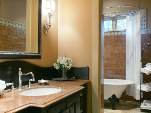 Luxury Home Master Bathroom