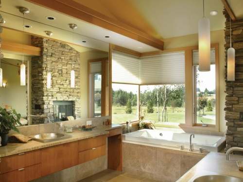 Luxury Master Bathroom