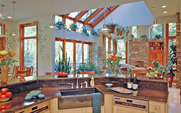 S Kitchen