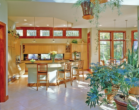 "Open Up And Say ""Ahh"": Open Floor Plans"