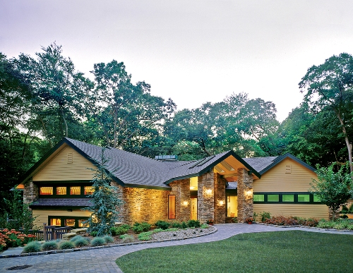 Ranch house plans with walkout basements find house plans for Walkout ranch home plans
