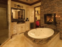 European Home Master Bathroom