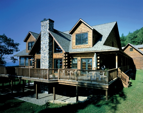 Log Cabin Vacation Home