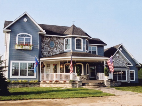 exterior home design ideas house plans and more - House Designs Ideas