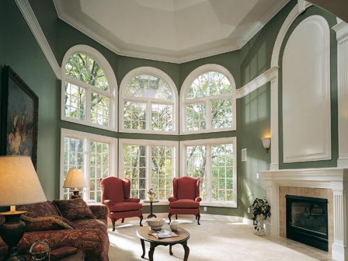 Architectural window types for your home house plans and for Types of living room windows