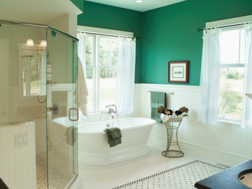 Selecting Color For Your Bathroom – House Plans and More