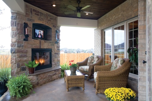 Outdoor entertaining areas ideas decoration news for Home plans for entertaining