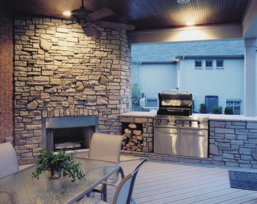 Using your outdoor living areas house plans and more Outdoor living floor plans