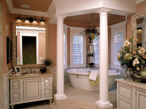 Bathroom Tub Ideas For Your Home – House Plans and More