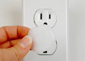 electical outlet covers for child proofing
