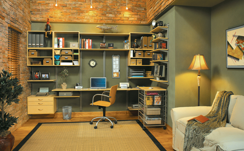 Schulte Home Office Design
