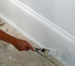 painting the trim