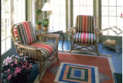 Striped Chair Seating
