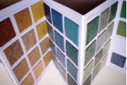 Interior Color Swatches