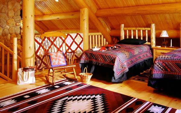 Cabin and Cottage Decor - House Plans and More