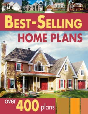 Best selling house plans 400 plans house plans and more for Best selling floor plans