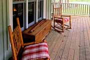 inviting cottage porch thumbnail