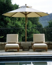Outdoor Fabrics and Furniture