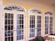 Doors of Southern House Plan French Doors