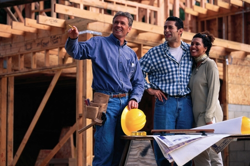 Finding a Home Building Contractor