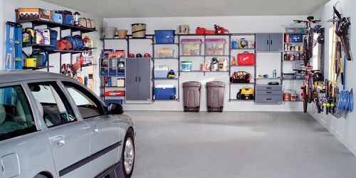Outdoor Storage For Garage
