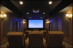 New Theater Room for your house