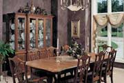 dining room with hutch thumbnail