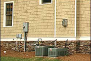 Home Air-Conditioning Unit