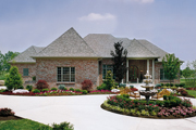 Ranch Home Landscaping Design