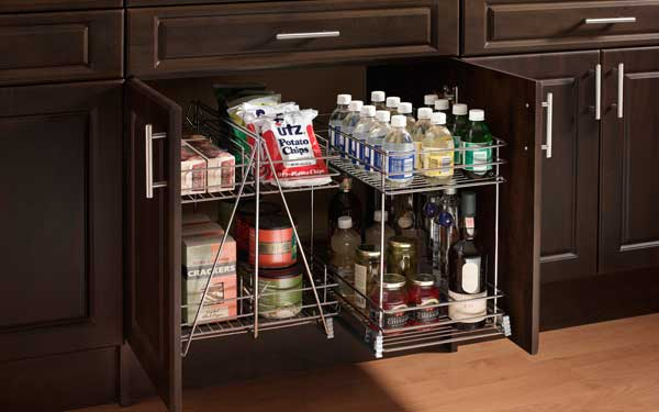 Kitchen Storage Ideas House Plans And More
