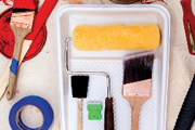 interior home painting tools thumbnail