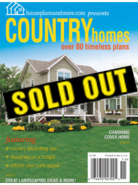 Country Homes digest magazine thumbnail